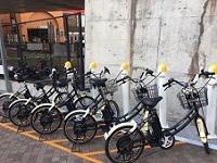 横須賀シェアサイクル